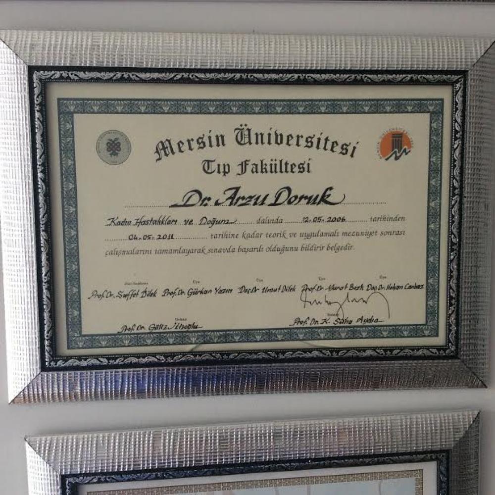 Op. Dr. Arzu Doruk